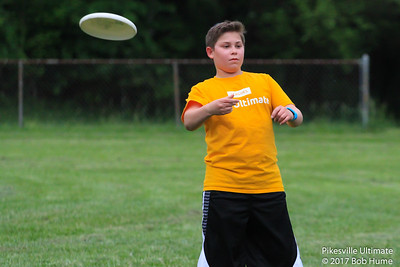 Pikesville Youth Ultimate May 10, 2017