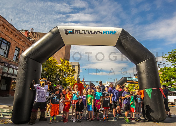 2016 Missoula Mile - Kids