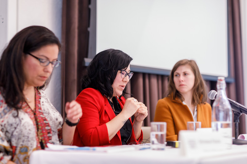 2019 USC CIS: International Women's Activism
