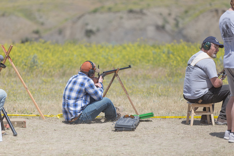 Quigley Buffalo Shoot