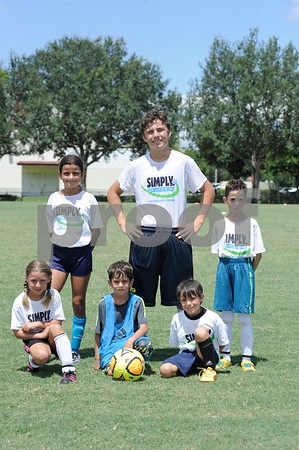 Simply  Soccer Summer Camp 2017 Week 6