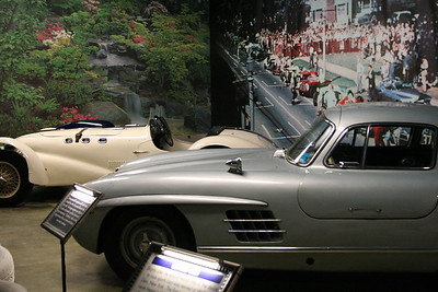 VSCCA Tour of the Simeone Foundation Museum