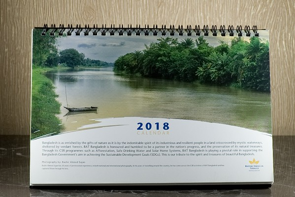 Calendar Photography by sujanmap