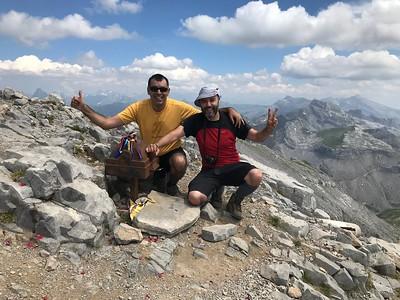 2018 Bisaurin (2.760 mts)