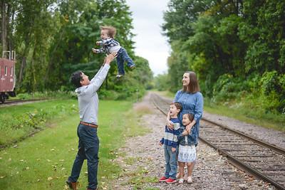 Sheen Family Fall 2019