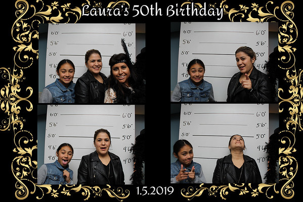 Laura's 50th Birthday