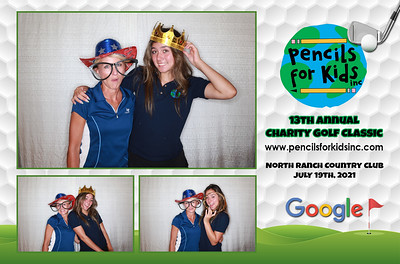 7/19/21 - Pencils For Kids 13th Annual Charity Golf Classic