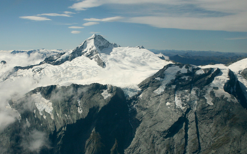 Mount Aspiring (das Matterhorn der Neuseeländer)