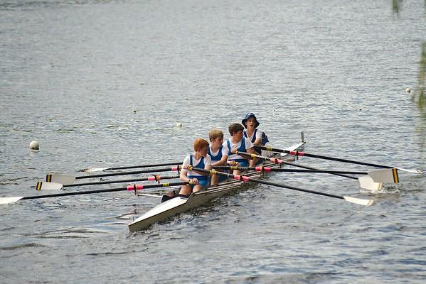 Iggy Rowing 2015