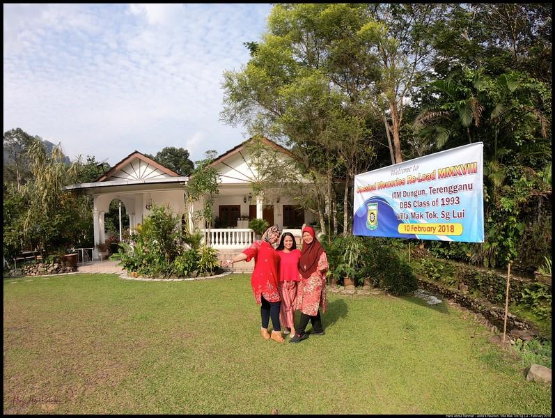 Villa Tok Mak, Sg Lui, Hulu Langat