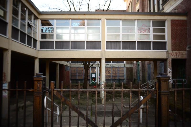 Abandoned School---Philadelphia, PA