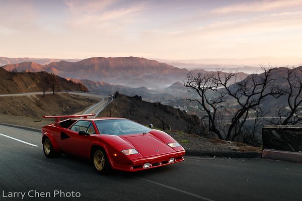 Matt Farah's Lamborghini Countach
