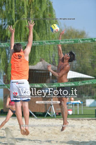 presso Zocco Beach PERUGIA , 25 agosto 2018 - Foto di Michele Benda per VolleyFoto [Riferimento file: 2018-08-25/ND5_8325]