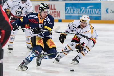 Playoff 1/4 (1) EV Zug - HC Lugano