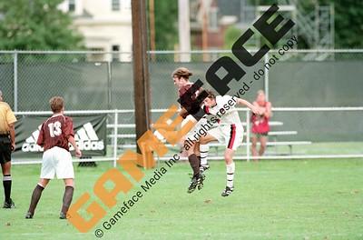 Davidson Men's Soccer