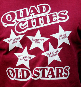 Quad Cities Old Stars vs Jaquars Long Island