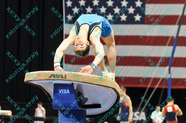 Junior Men's division - Visa Championships - Olympic trials final day - 06/09/12