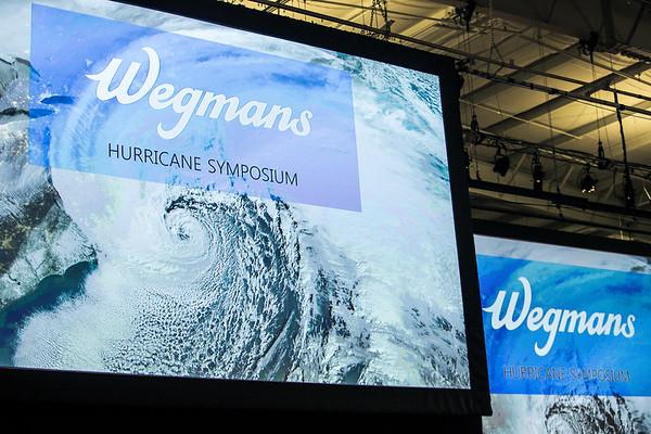 Wegmans Hurricane Symposium 2018