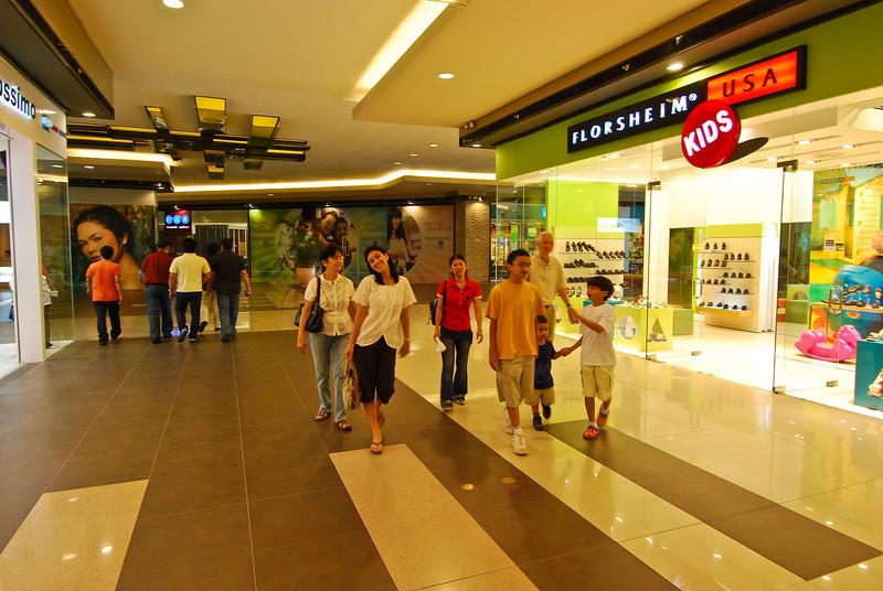 Inside SM Cebu