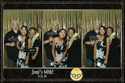 Joni's 60th