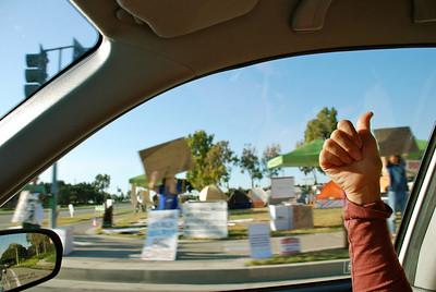 Occupy Irvine ~ Orange County