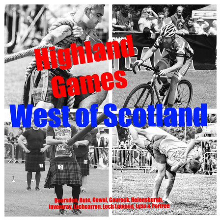 West of Scotland Highland Games