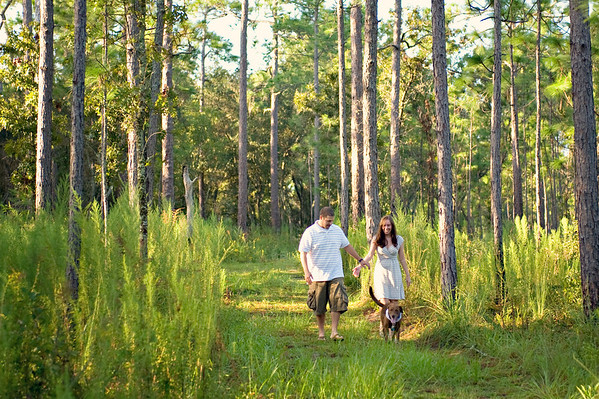 Chris and Mike Engagement Photos
