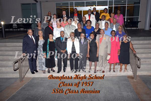 Douglass High School Class of 1957