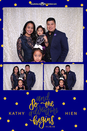 Kathy & Hien Wedding - November 10, 2018