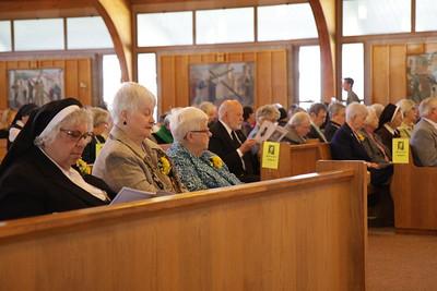 Religious Jubilarian Mass