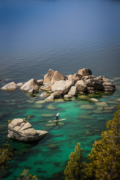 Bonsai Rock Paddleboard