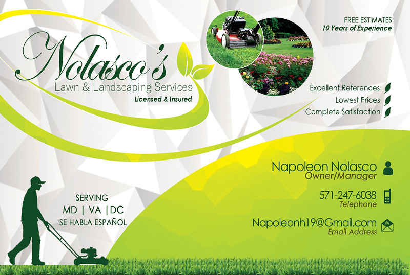 Nolasco's Lawn and Landscaping Services Front Postcards.jpg