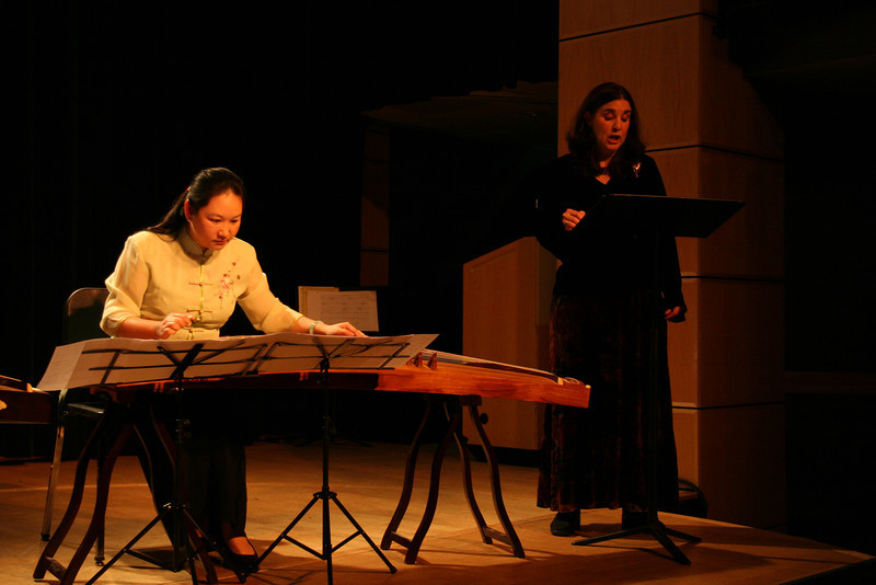 2006-03-14 Robin Recital at Berklee