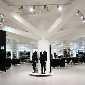 OD Kotva - Revitalizace obchodních prostor 2010