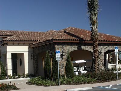 The Lake Club Clubhouse - Sarasota, Florida