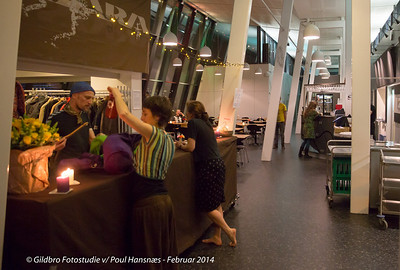 Islands Brygge Kulturhus - Februar 2014