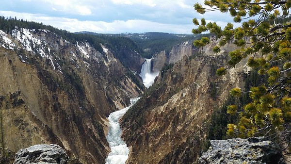Yellowstone and others 2017