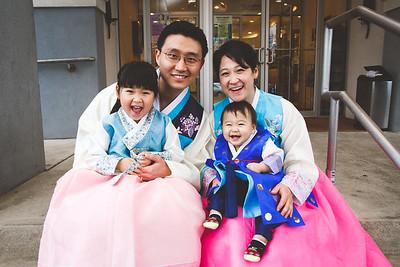 Kim Family - DP