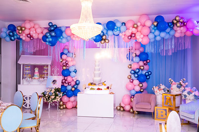 Gender Reveal At Exclusive Events
