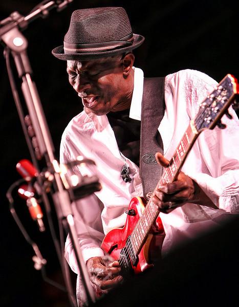 Keb Mo - Waterfront Blues Festival - 2009