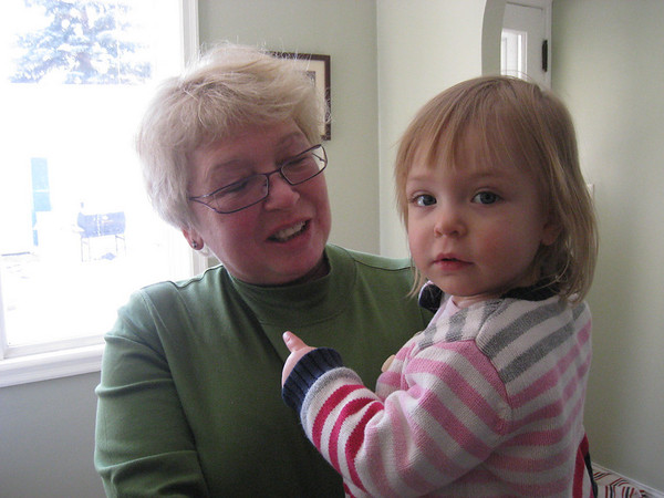 Grannie visits