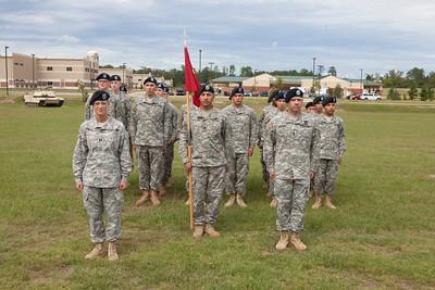 2014 10 03 1st Battalion, 81st Armor Regiment Reflagging Ceremony