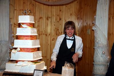 Reception Gallery 2  Cake Cutting