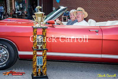 The Historic Bellefonte Cruise -Saturday June 17, 2017