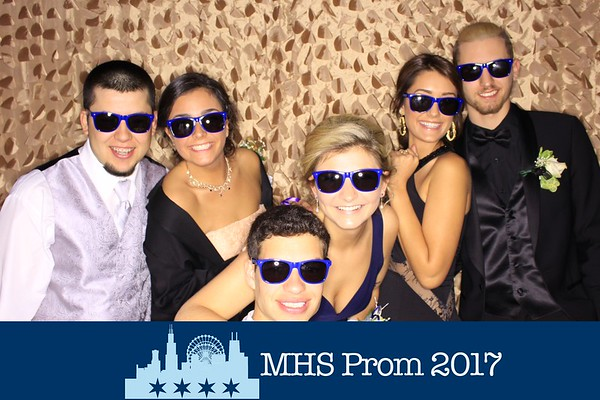 """MHS Prom 2017 """"A Night in the City"""""""