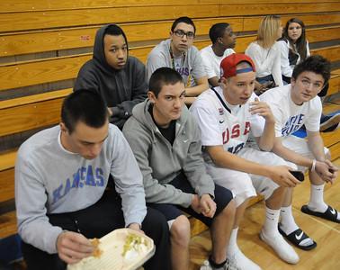 2012 Boys State playoffs - Basketball
