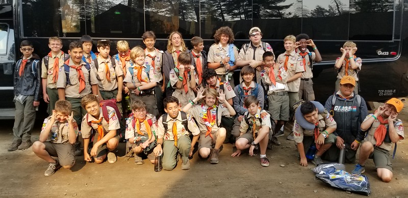 180728 Camp Chawanakee