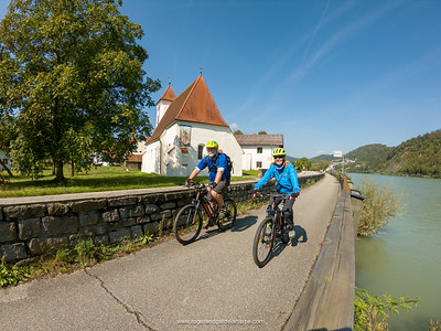 Travel Photographs - Cycling the Danube River Cycle Route
