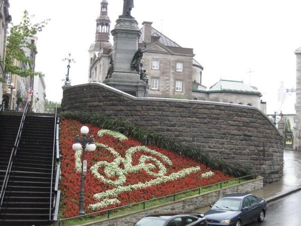Québec en escaliers  (1er octobre 2011)