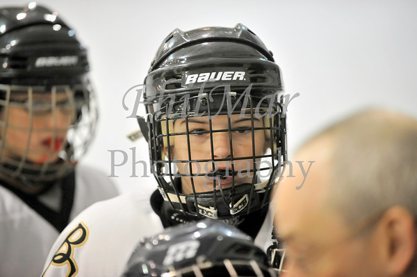 Berks Catholic VS Muhlenberg 3 to 5 Ice Hockey 2011 - 2012